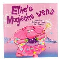Prentenboek Ellie's Magische Wens