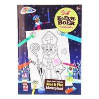 Sint Kleurboek