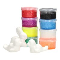 Foam Putty Set, 11dlg.