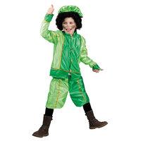 Pieten Kostuum 4-6 Jr Groen