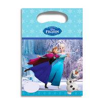 Disney Frozen Uitdeelzakjes, 6st.