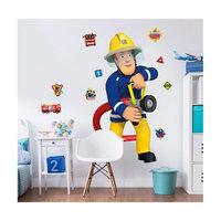 Walltastic Muursticker XXL Brandweerman Sam