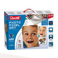 Quercetti Pixel Art Maak je eigen Portret