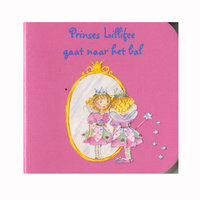 Prinses Lillifee Mini Trakteerboekjes, 16st.