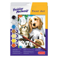 Bruynzeel Paint Art - Huisdieren