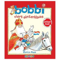 Bobbi omkeerboek. viert sinterklaas-viert kerst