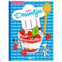 Stap voor stap Zoete dessertjes