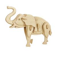 Eichhorn 3D Puzzel Olifant