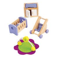 Hape Poppenhuis Babykamer