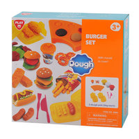 Playgo Kleiset Hamburger