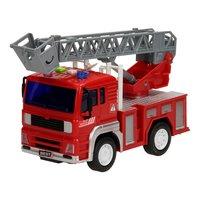 Brandweerwagen Licht & Geluid 1:20