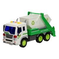 Recyclewagen Licht & Geluid 1:16