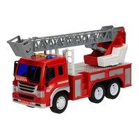 Brandweerwagen Licht & Geluid 1:16