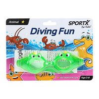 SportX Kids Zwembril Dier - Kikker