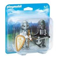 Playmobil 6847 Duopack Ridders