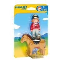 Playmobil 6973 Ruiter met Paard