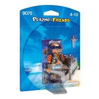 Playmobil 9075 Piraat met Schild