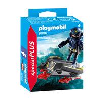 Playmobil 9086 Ruimteridder met Jet
