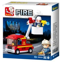 Sluban Brandweer Kleine Hoogwerker