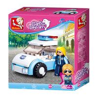 Sluban Girl's Dream Strand Politie