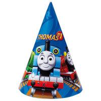 Thomas de Trein Feesthoedjes, 6st.
