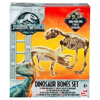 Jurassic World Dino Botten Set