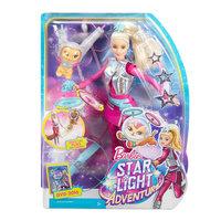 BARBIE Galaxy Barbie Pop & Vliegende Kat