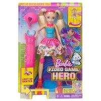 Barbie met Lichtgevende Rolschaatsen