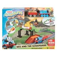 Thomas Adventures Reg en de sloop