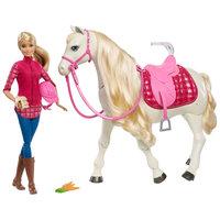 Barbie met Droompaard