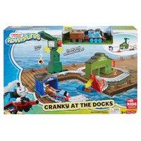 Fisher-Price Thomas Adventures - Cranky in de haven