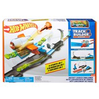 Hot Wheels Track Builder - Blast Off Challenge Set