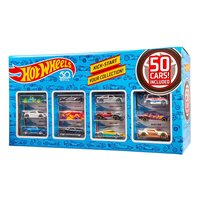 Hot Wheels Cadeauset 50 Auto's