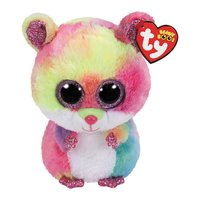 Ty Beanie Boo Hamster Knuffel - Rodney