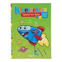 Kleuterklas Speel en Leer Raket Spelletjesboek 5+