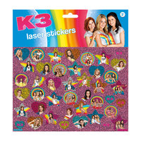 Totum K3 Laser Stickers