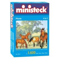 Ministeck Paarden, 1600st.