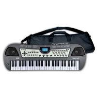 Bontempi Luxe Keyboard met Tas, 49 toetsen
