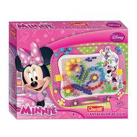 Quercetti Insteek Mozaïek Minnie Mouse, 320 pins