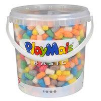 PlayMais Basic Emmer 10 Liter (> 1000 Stukjes)