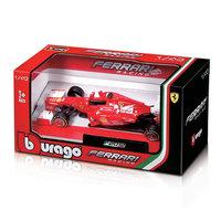 Bburago Ferrari Raceauto Sebastian Vettel