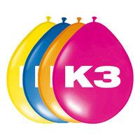 K3 Ballonnen, 8st.