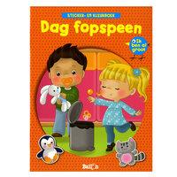 Stickerboek Dag Fopspeen