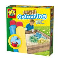 SES Zand Kleuren - Blauw en Geel