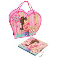 Dagboek in Cadeautas met Muziek - Susie