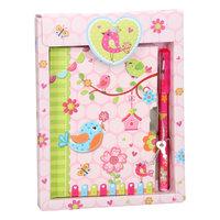 Dagboek met Slot - Vogel