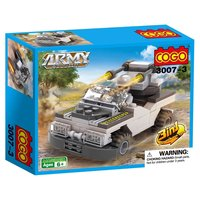 COGO - Army Peacekeeper - Jeep, 3in1