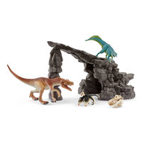 Schleich Dinosaurus Kit met Grot