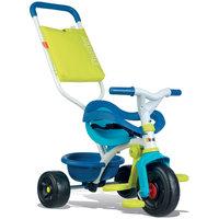 Smoby Be Fun Comfort Driewieler Blauw