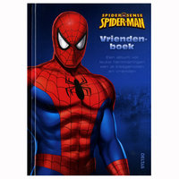Spiderman Vriendenboek